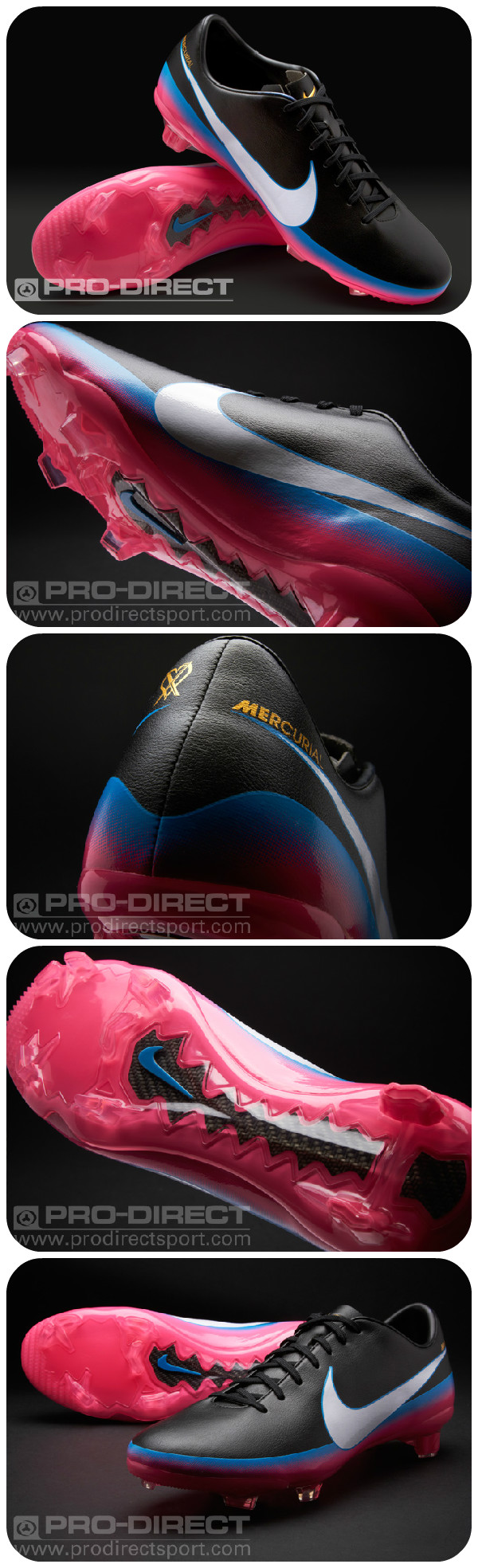 Nike Mercurial Miracle III CR FG Boots