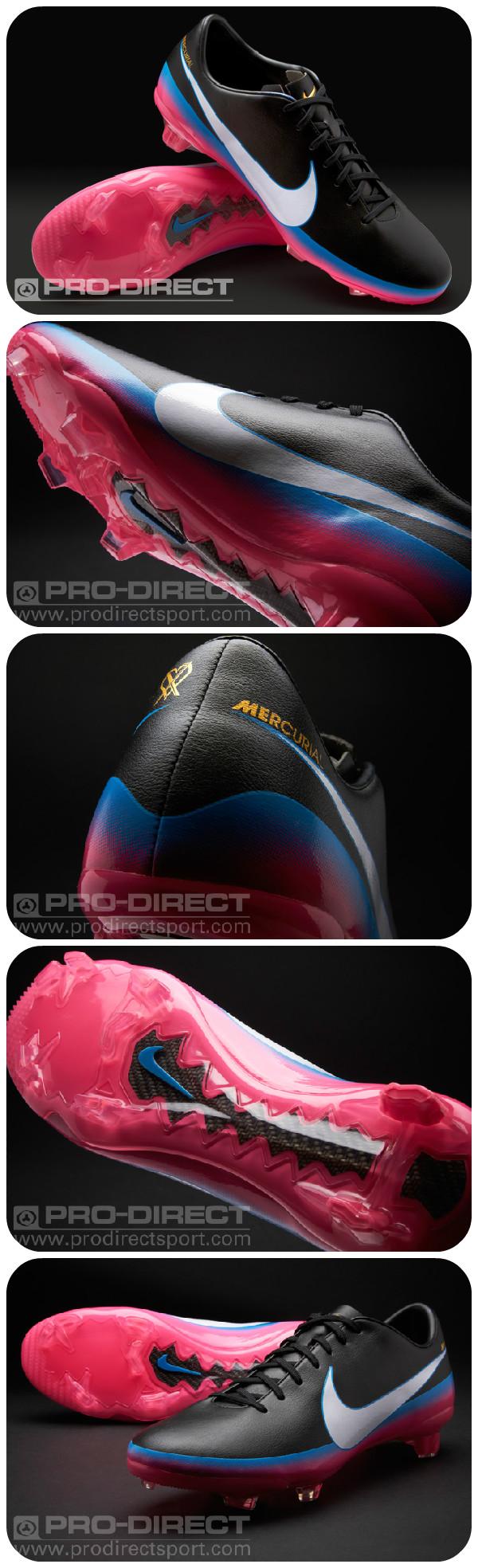 Nike Mercurial Miracle III CR FG Boots
