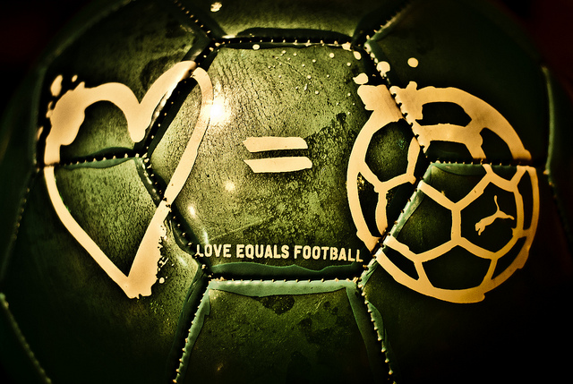 loveequalsfootball