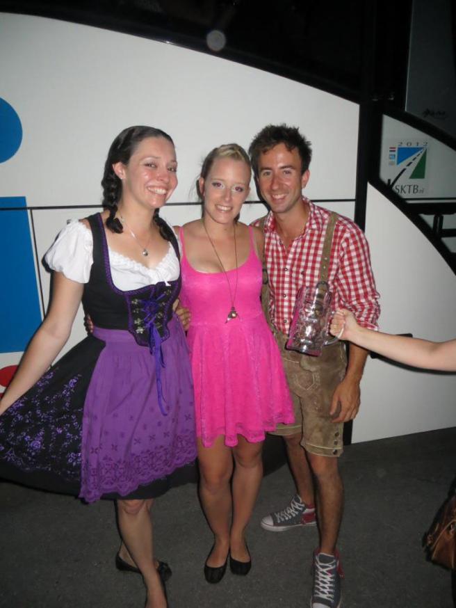 Cindy, Matt and Myself <3