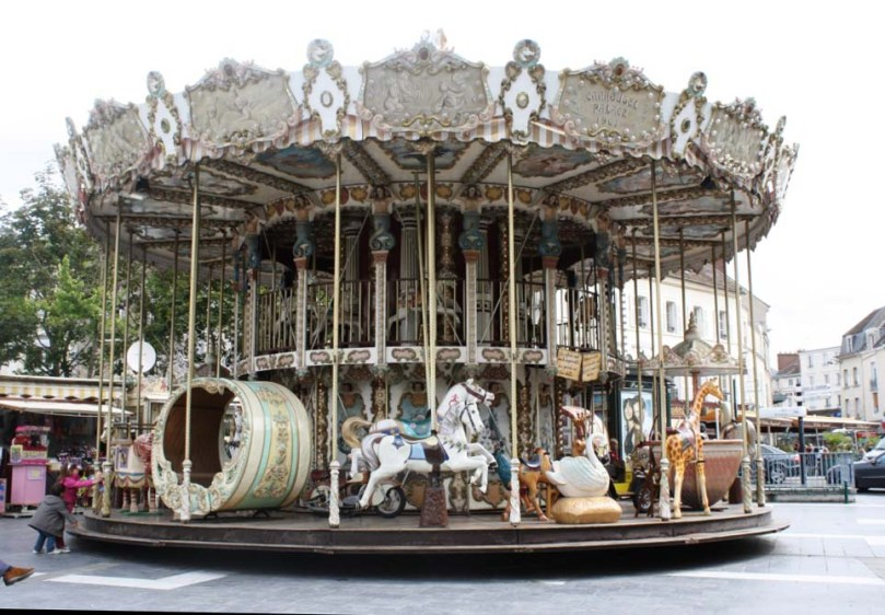 Gorgeous Carousel