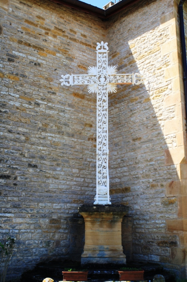Pretty White Cross