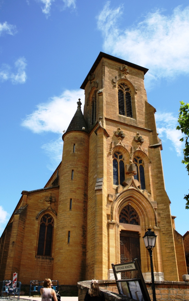 Uninhabited Church