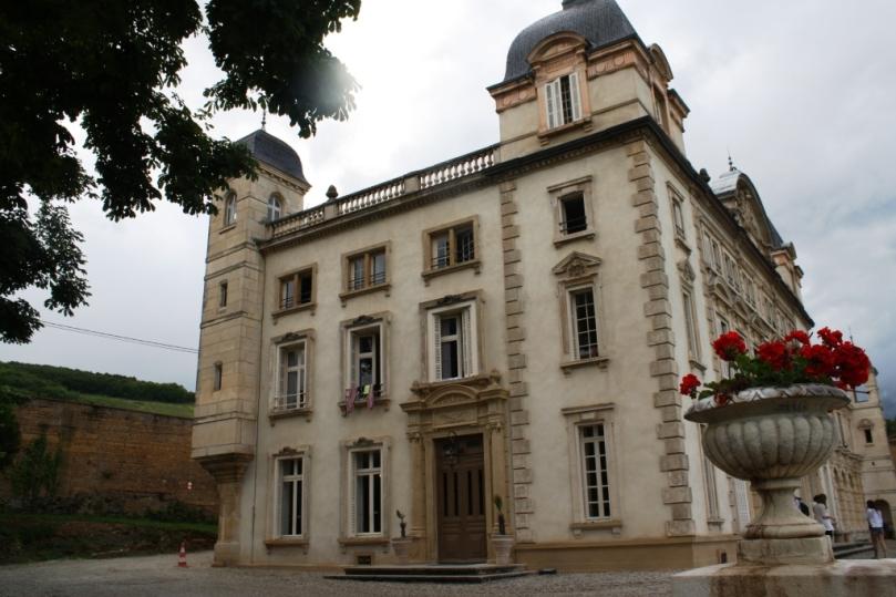 Chateau de Cruix