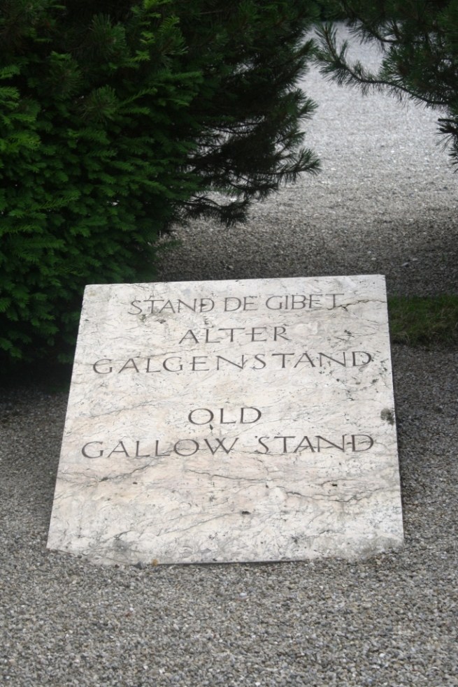 Site of the Gallows