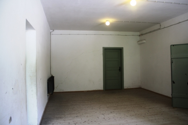 Disrobing Room