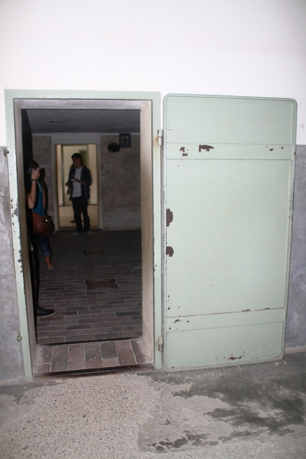 Gas Chamber Entrance