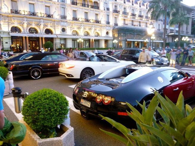 Bugatti (Photo Credit: Claire Toohey)