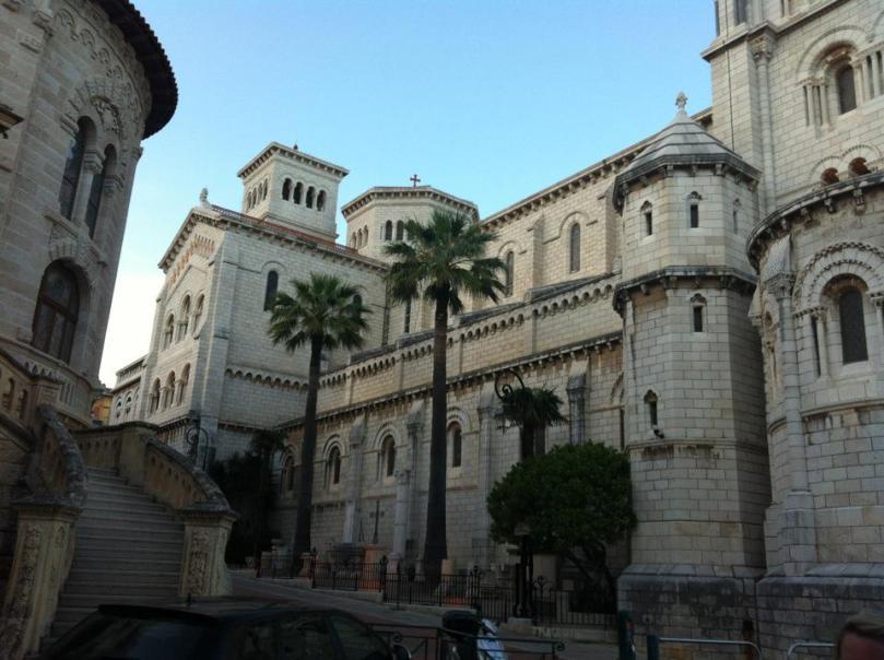 Mansions in Monaco (Photo Credit: Jayden Ordner)