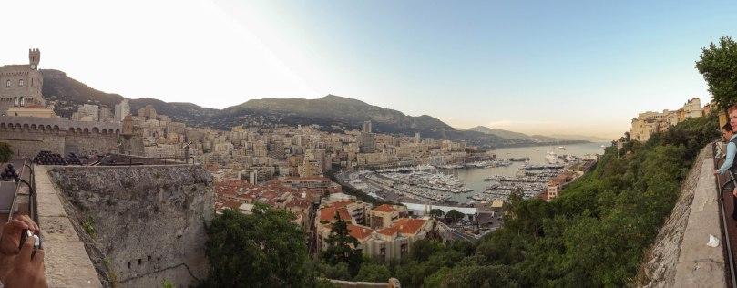 Monaco Panorama (Photo Credit: Josh Clough)