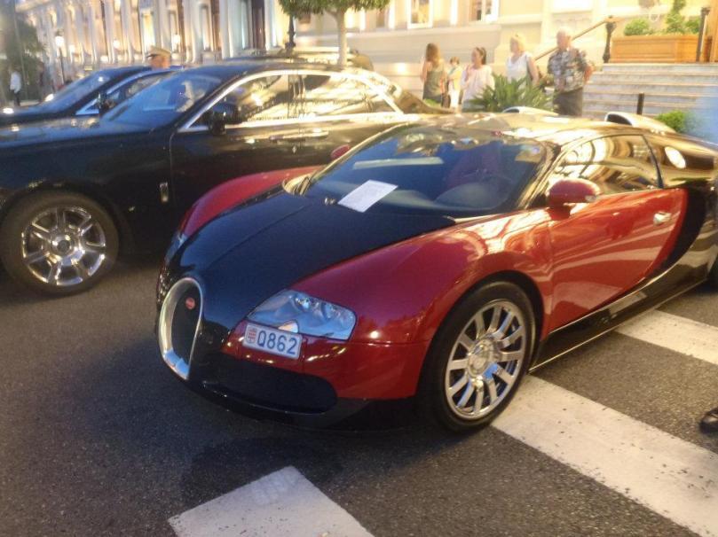 Bugatti... *Swoon* (Photo Credit: Kate King)