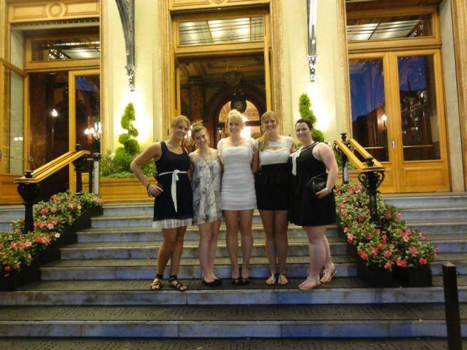 The Girls :) (Photo Credit: Katie Yeats)