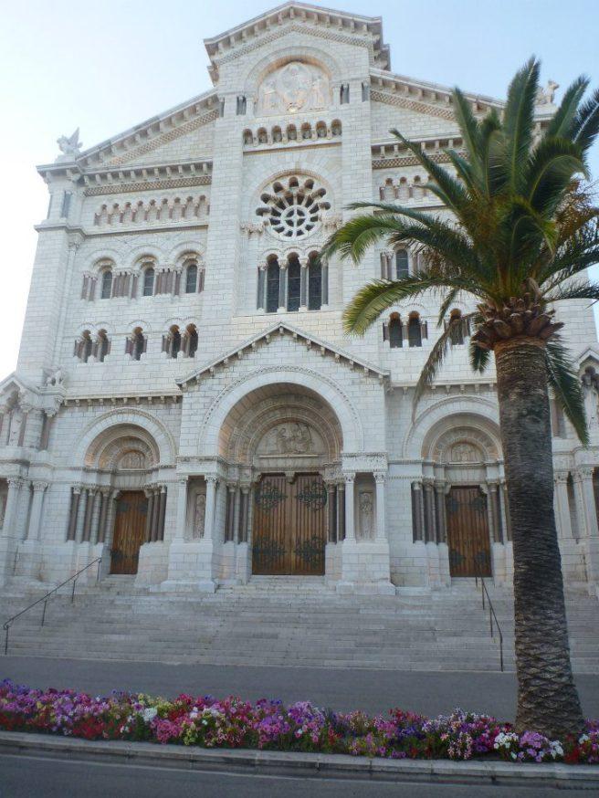 Monaco Church (Photo Credit: Meagan Carmody)