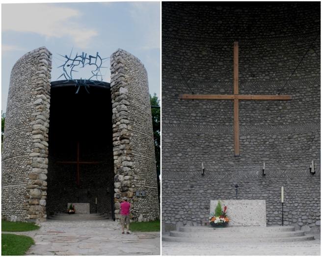 The Catholic Mortal Agony of Christ Chapel
