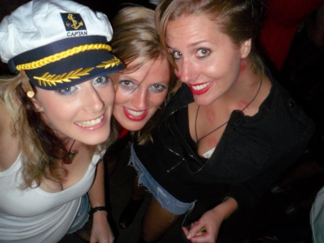 Myself, Katie and Jill