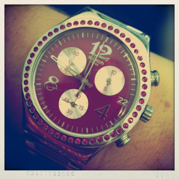 Swatch watches are super awesome!