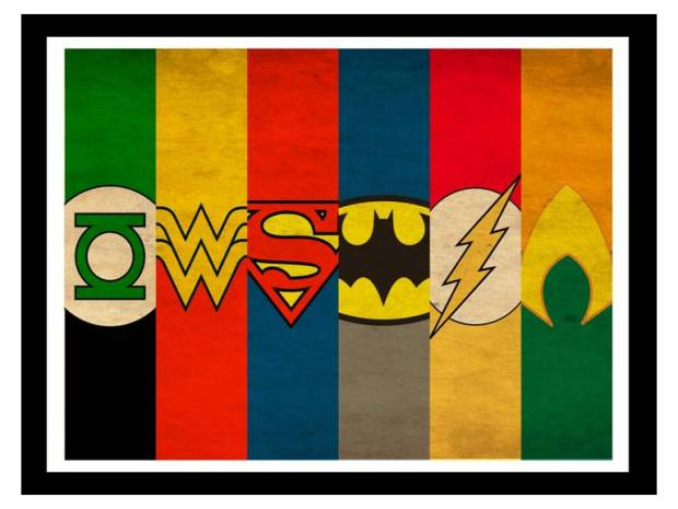 Ricoh Superhero Day Flyer